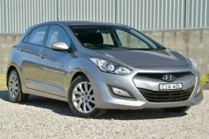 2012 Hyundai i30 GD Active Silver 6 Speed Sports Automatic Hatchback Wyong Wyong Area Preview
