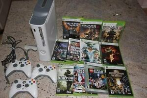 XBOX 360 Family Bundle- enough for the entire family