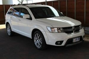 2014 Dodge Journey JC R/T White Automatic Glebe Hobart City Preview