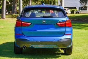 2017 BMW X1 F48 sDrive18d Steptronic Blue 8 Speed Sports Automatic Wagon