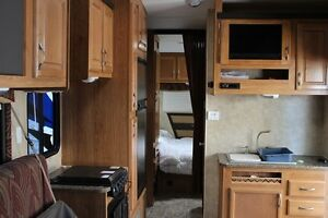 26 Foot Jayco Octane ZX Toy Hauler Prince George British Columbia image 3
