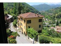 SELLER FINANCE : APARTMENT MIMOSA, VILLA TALENTI, VIABAGNI DI LUCCA, TUSCANY, ITALY