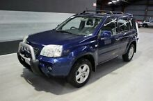 2004 Nissan X-Trail T30 TI (4x4) Blue 5 Speed Manual Wagon Orange Orange Area Preview