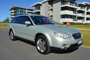 2006 Subaru Outback B4A MY07 AWD Gold 4 Speed Sports Automatic Wagon Somerton Park Holdfast Bay Preview