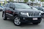 2012 Jeep Grand Cherokee WK MY2012 Laredo Brilliant Black 5 Speed Sports Automatic Wagon Robina Gold Coast South Preview