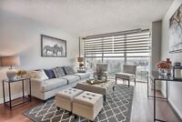 Spacious 2 Bedroom And 2 Bathroom Condo In Mississauga