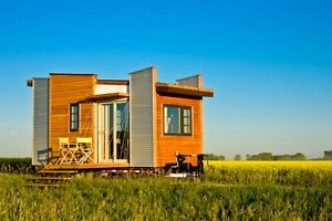 Looking to Downsize?  Try a Tiny House!