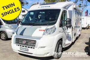 U4023 Avida Eyre A Beautiful Premium Quality Motorhome With Low KM's Penrith Penrith Area Preview