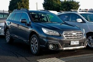 2017 Subaru Outback B6A MY17 2.5i CVT AWD Grey 6 Speed Constant Variable Wagon Preston Darebin Area Preview