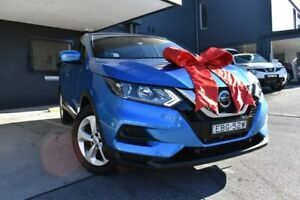 2019 Nissan Qashqai J11 Series 2 ST X-tronic Blue 1 Speed Constant Variable Wagon Pennant Hills Hornsby Area Preview