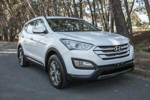 2013 Hyundai Santa Fe DM MY14 Active White 6 Speed Sports Automatic Wagon Reynella Morphett Vale Area Preview