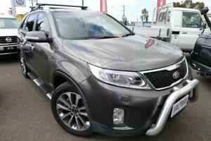 2014 Kia Sorento XM MY14 Platinum 4WD Grey 6 Speed Sports Automatic Wagon