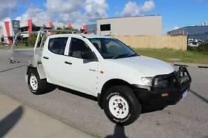 2007 Mitsubishi Triton GLX Manual TRAY BACK Wangara Wanneroo Area Preview