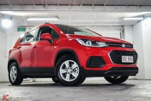 2017 Holden Trax TJ MY17 LS Red 6 Speed Automatic Wagon Ryde Ryde Area Preview