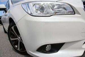 2017 Subaru Liberty B6 MY17 2.5i CVT AWD Fleet Edition Crystal White 6 Speed Constant Variable Sedan