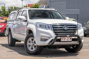 2019 Great Wall Steed NBP MY18 White 6 Speed Manual Utility Gympie Gympie Area Preview