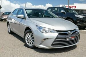 2017 Toyota Camry ASV50R Altise Silver 6 Speed Sports Automatic Sedan Dandenong Greater Dandenong Preview