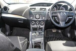 2013 Mazda 3 BL10F2 MY13 Neo Activematic Black Mica 5 Speed Sports Automatic Hatchback Colyton Penrith Area Preview