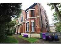 Studio flat in Bentley Road, Liverpool, L8