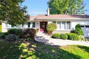 Beautiful 3+1 Bdrm, 3 Bthrm Home Boasts An Updated Kitchen