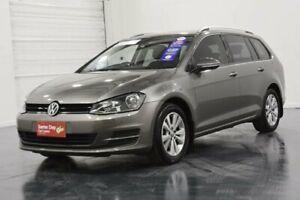2016 Volkswagen Golf AU MY17 92 TSI Comfortline Grey 7 Speed Auto Direct Shift Hatchback