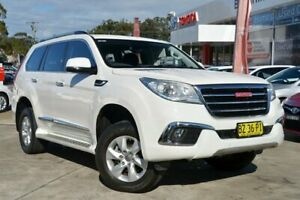 2015 Haval H9 Luxury (4x4) White 6 Speed Automatic Wagon Wyoming Gosford Area Preview