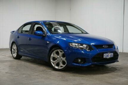 2011 Ford Falcon FG MkII XR6 Blue 6 Speed Sports Automatic Sedan Welshpool Canning Area Preview