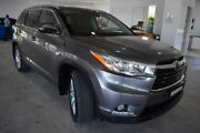 2014 Toyota Kluger GSU50R Grande 2WD Grey 6 Speed Sports Automatic Wagon Port Macquarie Port Macquarie City Preview