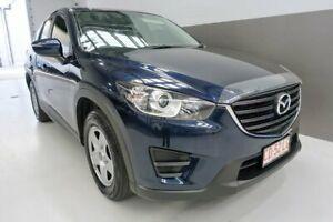 2016 Mazda CX-5 KE1072 Maxx SKYACTIV-Drive Blue 6 Speed Sports Automatic Wagon Berrimah Darwin City Preview
