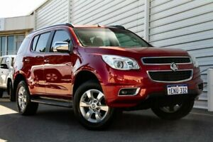 2013 Holden Colorado 7 RG MY13 LTZ Red 6 Speed Sports Automatic Wagon Osborne Park Stirling Area Preview