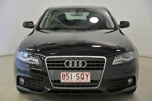 2011 Audi A4 B8 8K MY11 Multitronic Black 8 Speed Constant Variable Sedan Mansfield Brisbane South East Preview