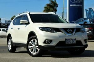 2016 Nissan X-Trail T32 ST-L X-tronic 2WD White 7 Speed Constant Variable Wagon Greenfields Mandurah Area Preview