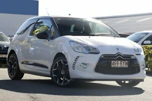 2010 Citroen DS3 DStyle Blanc Banquise 4 Speed Sports Automatic Hatchback Rocklea Brisbane South West Preview