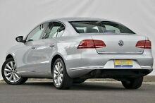 2013 Volkswagen Passat Type 3C MY14 118TSI DSG Silver 7 Speed Sports Automatic Dual Clutch Sedan Ferntree Gully Knox Area Preview