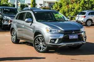 2019 Mitsubishi ASX XC MY19 LS 2WD Titanium 6 Speed Constant Variable Wagon Cannington Canning Area Preview