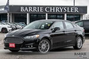 2015 Ford Fusion SE***LEATHER*** TOUCH SCREEN***
