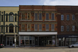 146-148 FRONT ST, VIBRANT BUILDING IN HEART OF DOWNTOWN SARNIA