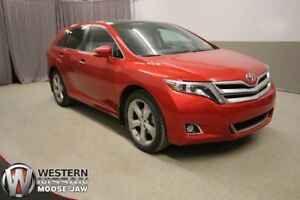 2014 Toyota Venza LIMITED - AWD - NEW TIRES - LEATHER