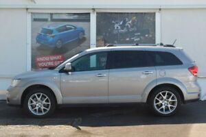 2014 Dodge Journey JC MY15 R/T Silver 6 Speed Automatic Wagon
