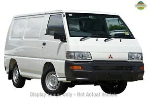 2013 Mitsubishi Express SJ MY13 SWB White 5 Speed Manual Van Westminster Stirling Area Preview