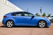 2012 Holden Cruze JH Series II MY13 SRi-V Blue 6 Speed Sports Automatic Hatchback Bayswater Bayswater Area Preview