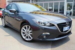 2014 Mazda 3 BM5238 SP25 SKYACTIV-Drive Grey 6 Speed Sports Automatic Sedan Phillip Woden Valley Preview