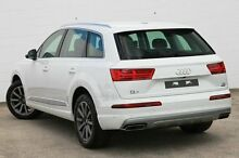 2015 Audi Q7 4M MY16 TDI Tiptronic Quattro Carrara White 8 Speed Sports Automatic Wagon Currimundi Caloundra Area Preview