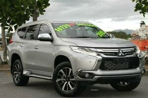 2015 Mitsubishi Pajero Sport QE MY16 Exceed Silver 8 Speed Sports Automatic Wagon Bungalow Cairns City Preview