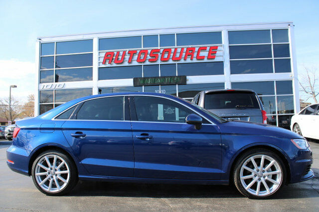 2015 Audi A3 TDI, Scuba Blue Metallic with 19678 Miles available now!