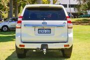 2014 Toyota Landcruiser Prado KDJ150R MY14 Altitude White 5 Speed Sports Automatic Wagon Burswood Victoria Park Area Preview