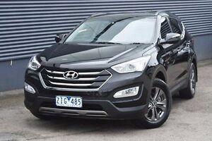 2012 Hyundai Santa Fe DM MY13 Active Black 6 Speed Sports Automatic Wagon Berwick Casey Area Preview