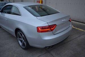 2013 Audi A5 8T MY13 Multitronic Silver 8 Speed Constant Variable Coupe Port Melbourne Port Phillip Preview