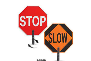 Traffic Sign (Stop&Slow )