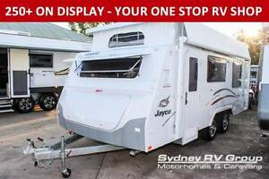 CU811 Jayco Discovery, Dual Axle Pop-Top with Island Bed Penrith Penrith Area Preview
